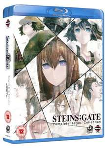 Steins Gate: The Complete Series (Blu-ray) £19.99 delivered @ Base