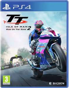 TT Isle of Man: Ride on the Edge 2 (PS4) - £34.95 delivered @ Currys eBay
