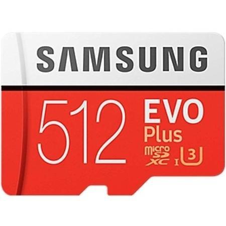 Samsung EVO Plus 512GB MicroSDXC £81.97 + £2.99 del at Drones Direct