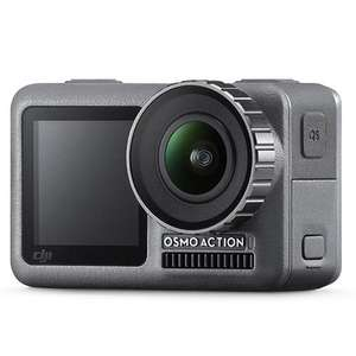 DJI Osmo Action - Digital Camera £229 at Jessops (Free DJI Osmo Action Charging Kit)