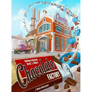 Chocolate Factory Board Game £33.95 @ Chaos Cards