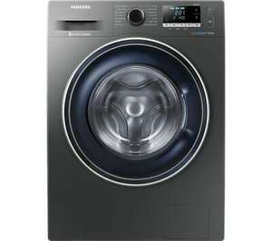 SAMSUNG ecobubble WW90J5456FX 9 kg 1400 Spin Washing Machine - Graphite - Currys with 5 years manufacturer guarantee £360.05 @ Currys eBay
