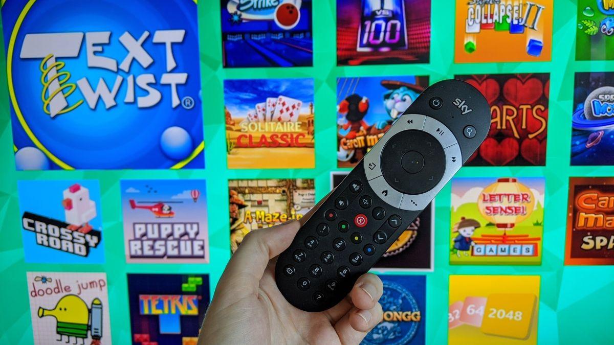 Free Games on Sky Q