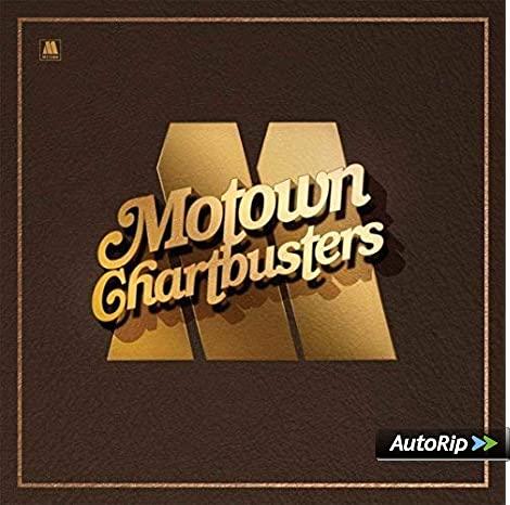 Motown Chart Busters Vinyl £11.99 + £2.99 NP @ Amazon