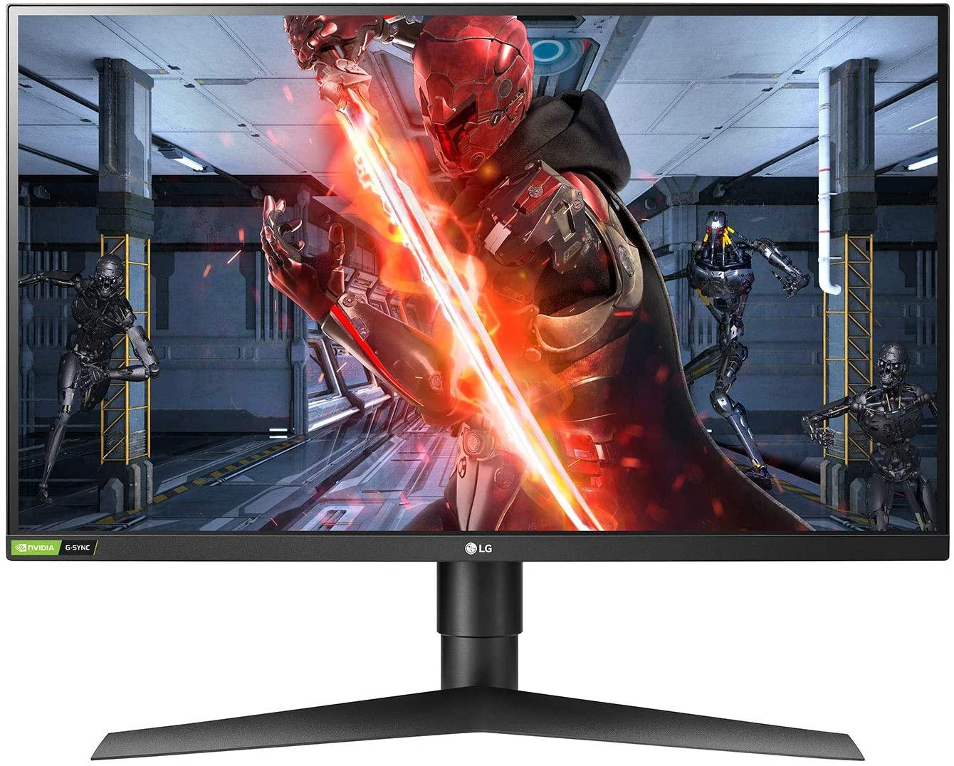 LG Ultragear 27GL83A-B 27 Inch IPS Gaming Monitor - WQHD - 1MS - Nvidia G-Sync - £401.85 Delivered - Amazon.de