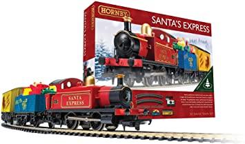 Hornby R1248 Santa's Express Train Set, Various £48.86 @ Amazon