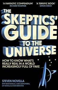 The Skeptics' Guide to the Universe Digital Book £5.99 @ Amazon
