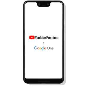 Google One member benefit - free YouTube Premium for 3 months