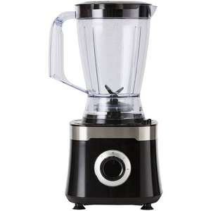 Tower 1.5L Food Processor - Black/Silver £27.99 + £4.95 delivery at Robert Dyas