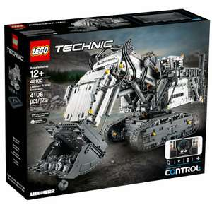LEGO Technic: Liebherr R 9800 (42100) £299.99 delivered @ IWOOT