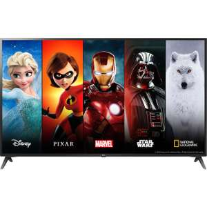 """LG 70UM7100PLA 70"""" Smart 4K Ultra HD TV with HDR10, True Colour Accuracy and Freeview Play £627.95 ao.com"""
