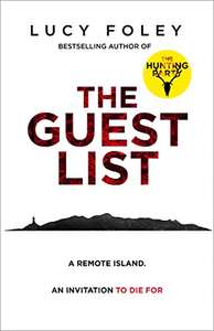 The Guest List: The biggest crime thriller of 2020 from the No.1 bestselling author of The Hunting Party - Kindle Edition 99p Amazon