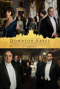 Downtown Abbey £1.99 rental iTunes