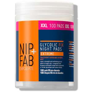 50% off Selected Nip + Fab Products + Extra 10% w/code Glycolic Fix Extreme supersize Pads Now £10.33 (normally £22.95) +P&P £2.95 @ HQ Hair