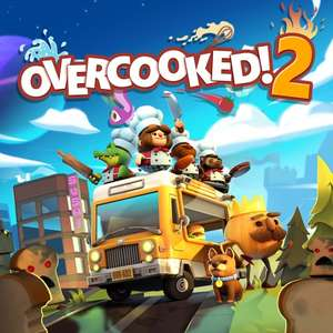 [PSN] Overcooked! 2 - £9.99 @ PSN