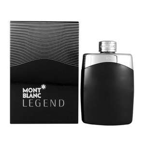 Mont Blanc Legend 200ml boxed and sealed only £35.16 with code at ebay / perfume_shop_direct