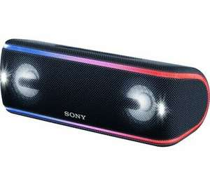 Sony SRS XB-41 Bluetooth Speaker Currys Ebay £94.99 & Free Delivery