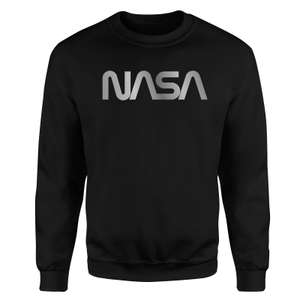 30% off selected loungewear (example NASA crew neck sweatshirt for £19.48 including delivery) using code @ Zavvi