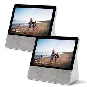 """Get Two 7"""" Smart Displays with Google Assistant For £139.99 Delivered Using Code @ Currys"""