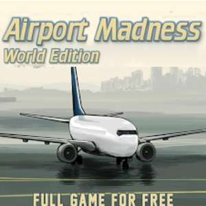 Airport Madness: World Edition (DRM Free PC Game) Free @ Indiegala