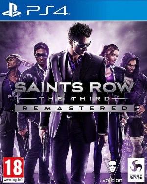 Saints Row: The Third Remastered [PS4] £21.55 @ PlayStation PSN Turkey [Using Revolut disposable Virtual VISA Card]