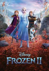 Frozen 2 digital movie rental HD - £1.99 @ Google Play Movies