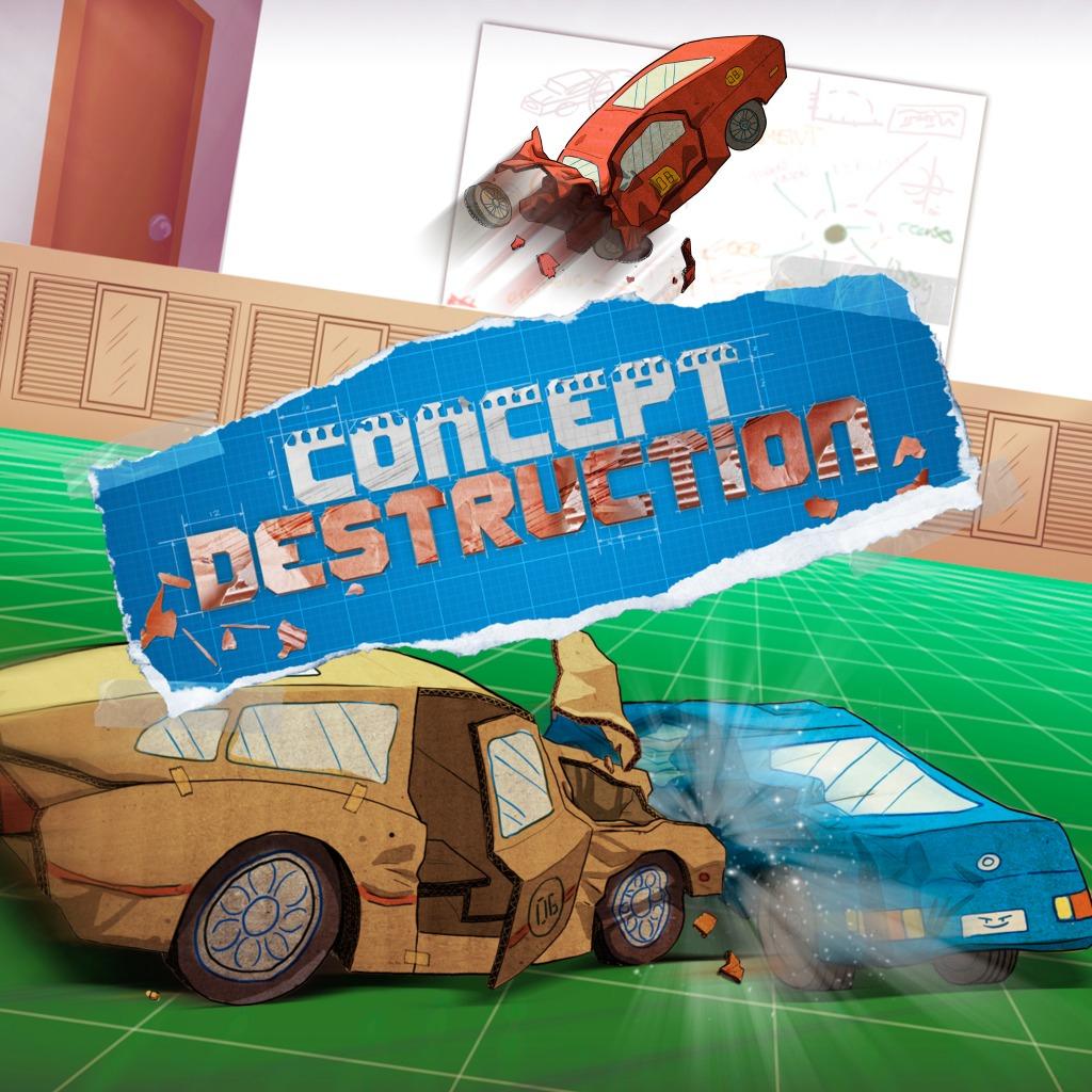 Concept Destruction £4.49 @ Steam discount offer