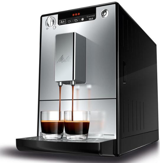 Melitta Solo Silver Bean To Cup Coffee Machine E950-103 £229.89 @ Costco