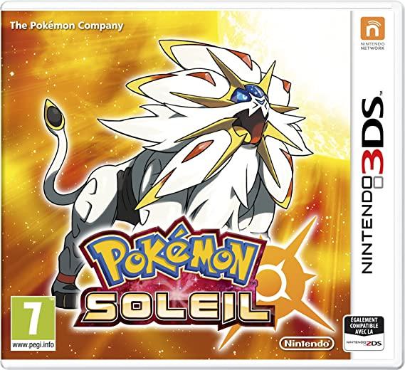 Pokémon Sun (Nintendo 3DS) £13.14 (+£2.99 NP) Delivered @ Amazon