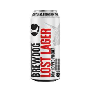 Brewdog Lost Lager 6x 330ml Cans £2.14 @ Tesco (Blackburn)