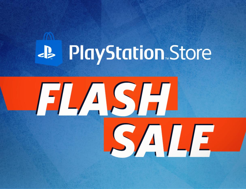Weekend Flash Sale @ PlayStation PSN Store UK