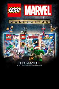 LEGO Marvel Collection (Xbox) £24.99 @ Microsoft Store