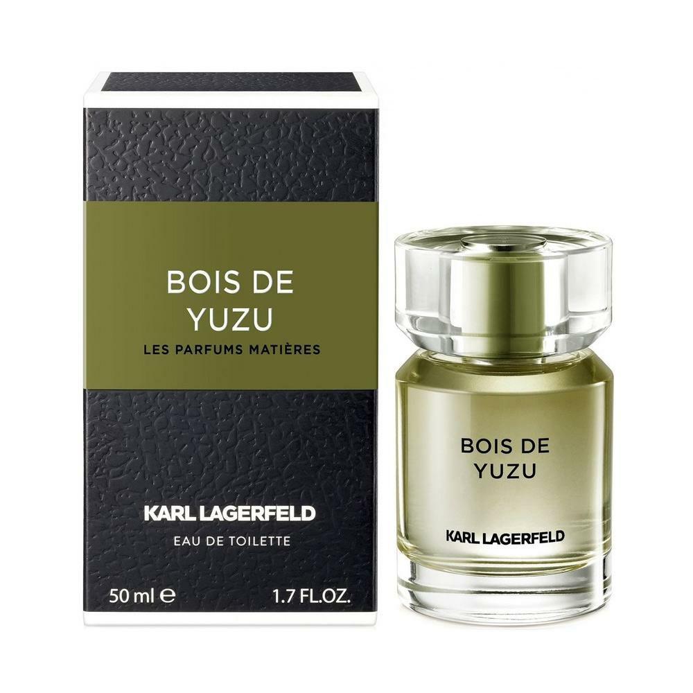 Karl Lagerfeld Bois de Yuzu Eau de Toilette 50ml £10.58 + £4.49 NP @ Amazon