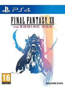 Final Fantasy XII The Zodiac Age (PS4) - £9.99 Delivered @ Base