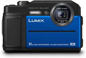 Panasonic Lumix DC-FT7EB-D 4K Waterproof Tough Action Camera - £149.99 @ Costco