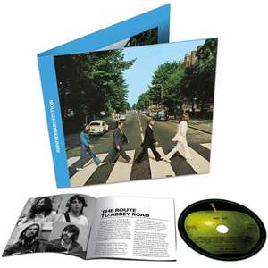 The Beatles - Abbey Road Anniversary Edition CD £5.89 delivered @ Phillips Toys / OnBuy
