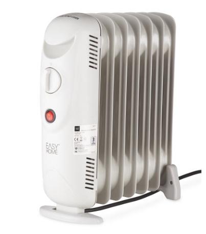 Aldi mini oil filled radiator £7.50 @ Aldi Evesham