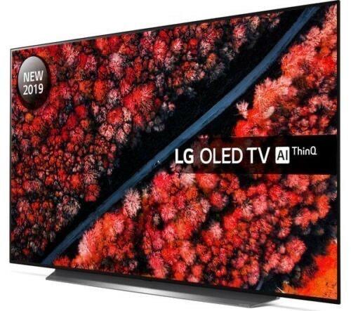 LG OLED65C9PLA 65 Inch Ultra HD 4K OLED TV £1799 at RGB Direct