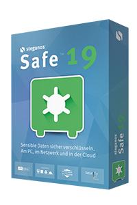 Steganos Safe19 Encryption (Lifetime Licence): Encrypt PC's, Storage & Cloud FREE @ Steganos GmbH (Software & Install is English)