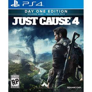 Just Cause 4 Day One Edition (Steelbook Edition) PS4 £12.50 delivered @ Coolshop