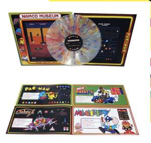 Namco museum vinyl - arcade greatest hits £8.49 (or £7.64 with WELCOME10 for first order) @ Bandai