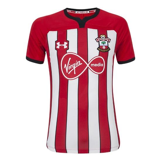 Saints FC Men's 18/19 Home Shirt for £10 (+£1.50 Postage) - Southampton FC Warehouse Clearance