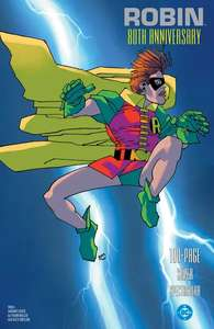 Robin: 80th Anniversary 100 Page Super Spectacular #1 (Various Decade Designs inc. Frank Miller) £3.38 each + £1 delivery @ Forbidden Planet