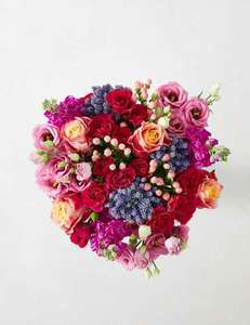 Free Delivery with all M&S flower orders