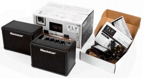Blackstar Fly Mini Amp Pack - £61.95 delivered @ Guitar Guitar