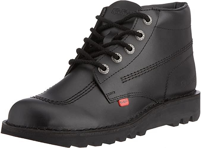 Kickers Men's Kick Hi' Classic Boots Size 6 only - £26.86 @ Amazon