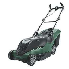 BOSCH UNIVERSAL ROTAK 650 Electric lawnmower - £179.99 @ Screwfix