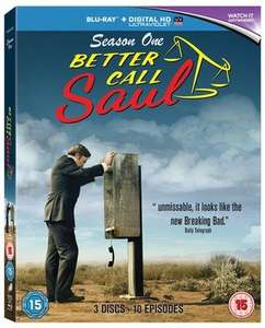 Better Call Saul Season 1 (Blu-ray) £2.89 delivered @ Music-Magpie