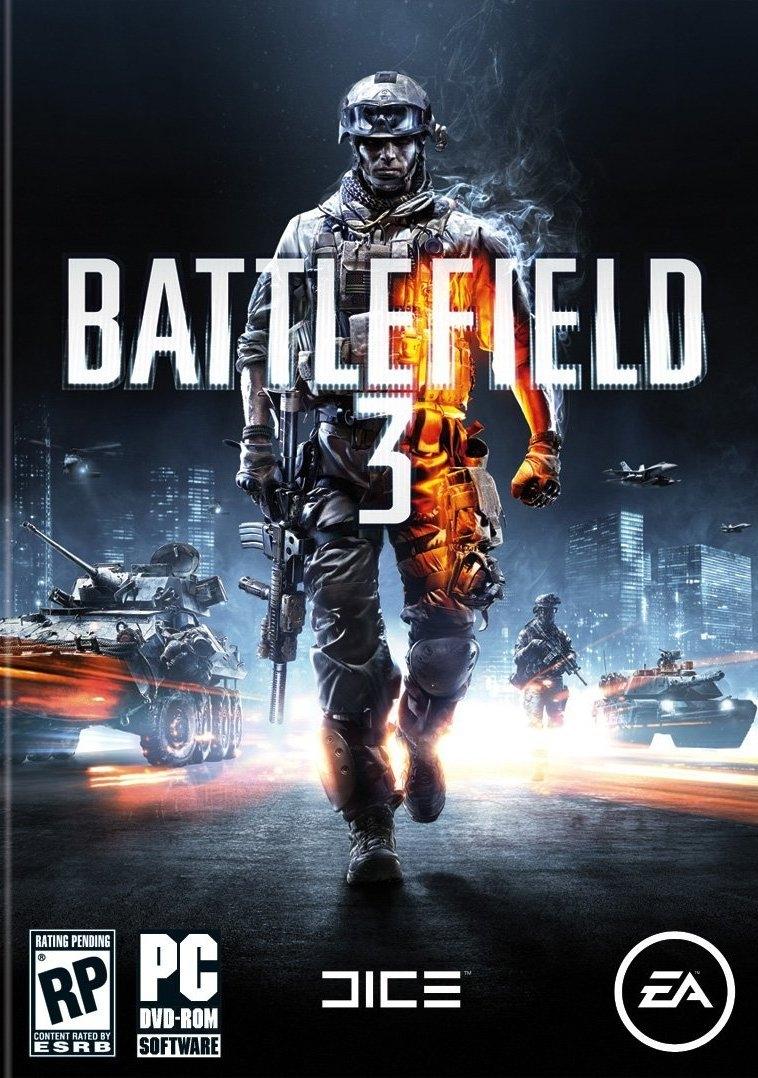 Battlefield 3 (PC) £4.99 / Premium Pass £10.99 (All DLC) @ CDKeys