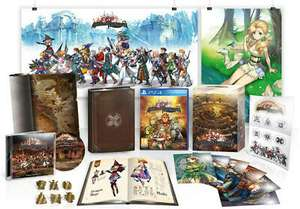 Grand Kingdom Limited Edition (PS4) - (Box & items refurbished, Game BRAND NEW) £29.95 @ reefoutlet via eBay